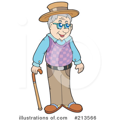 Grandpa Clipart #213566.