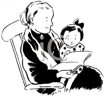 Grandparents Day Clipart.