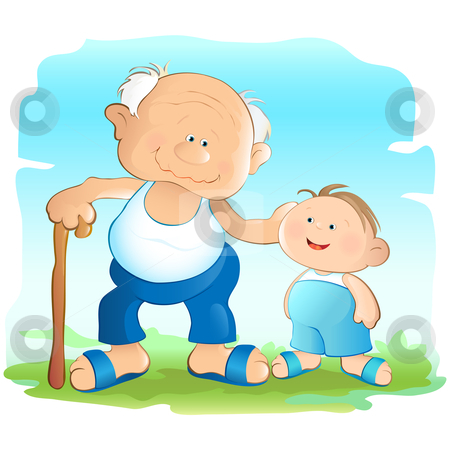 Grandchildren Clip Art Free.