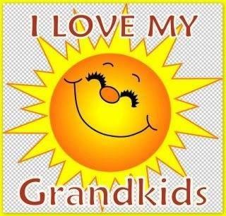 Our Grandchildren Clip Art.