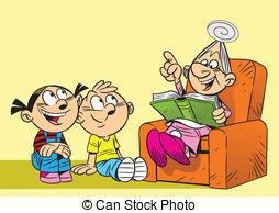 Grandchildren Clipart and Stock Illustrations. 409 Grandchildren.