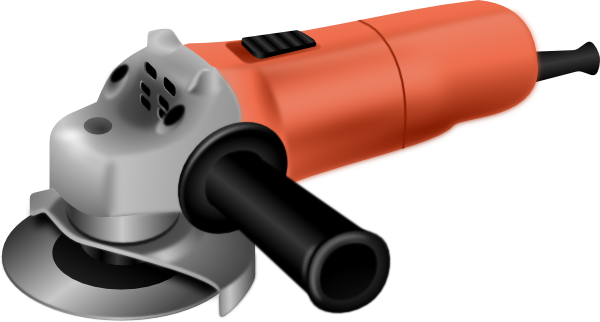 Angle Grinder Clip Art at Clker.com.