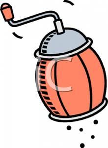 Image: A Pepper Grinder.