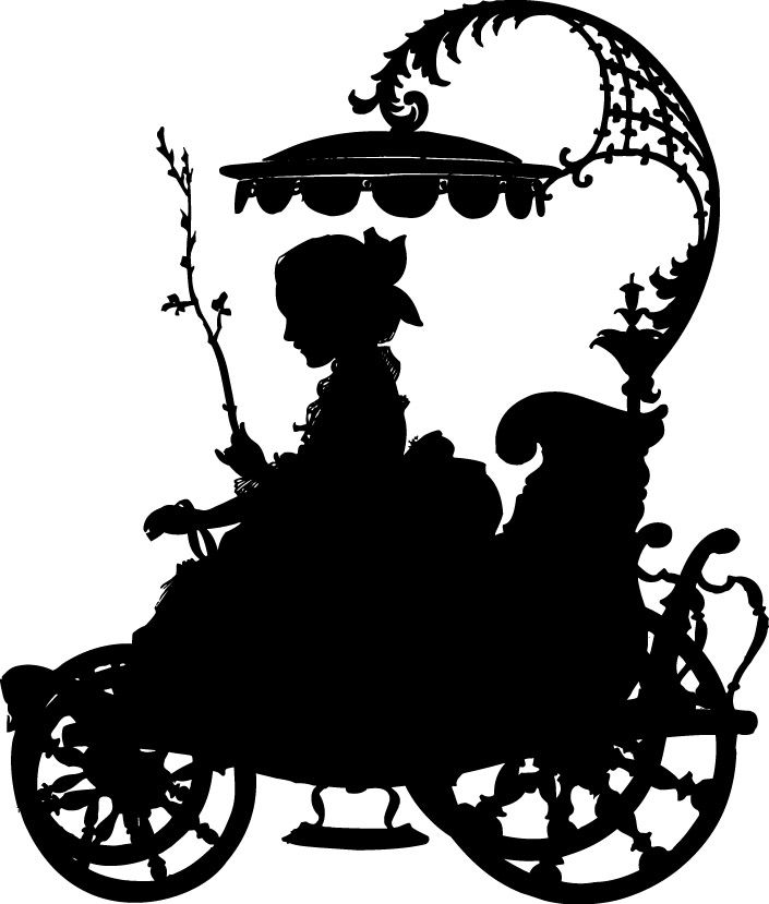 1000+ images about Victorian Silhouettes on Pinterest.