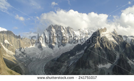 Dent De Geant Stock Photos, Royalty.