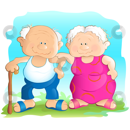 Free Grandmother And Grandfather Clipart, Download Free Clip.