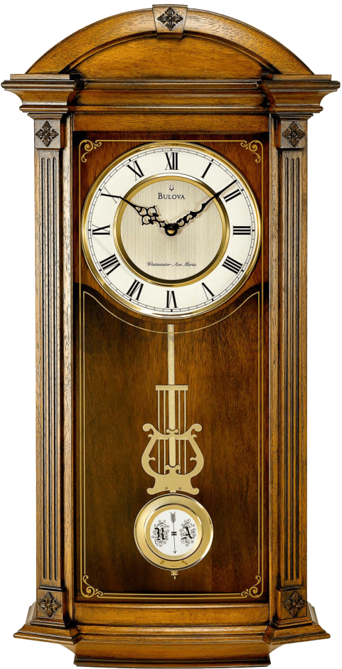 Old Clock Png.
