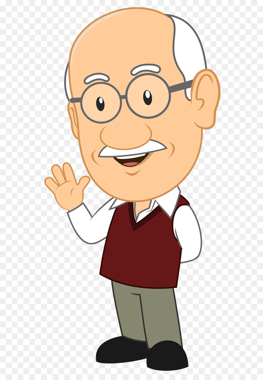 Grandfather clipart nice man, Grandfather nice man.