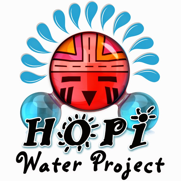 HOPI Water Project: WATER IS LIFE!.
