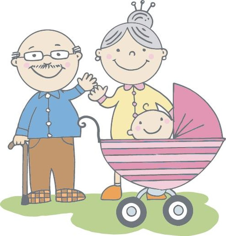 Grandparents clipart baby clipart, Grandparents baby.