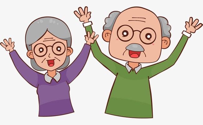 Grandma grandpa clipart 3 » Clipart Portal.