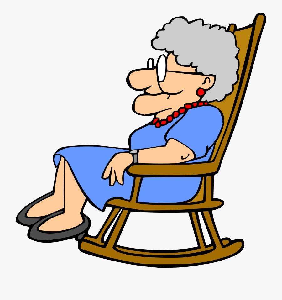 Old Clipart Granny.