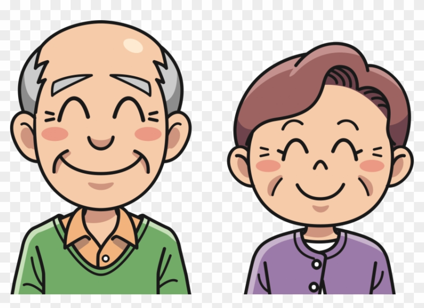 Free Png Download Grandma And Grandpa Png Images Background.