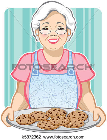 Grandmother Clipart Vector Graphics. 5,452 grandmother EPS clip.