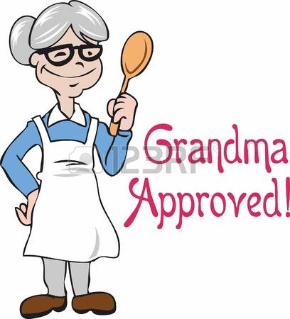 259 Grandmother Cooking Stock Illustrations, Cliparts And Royalty.