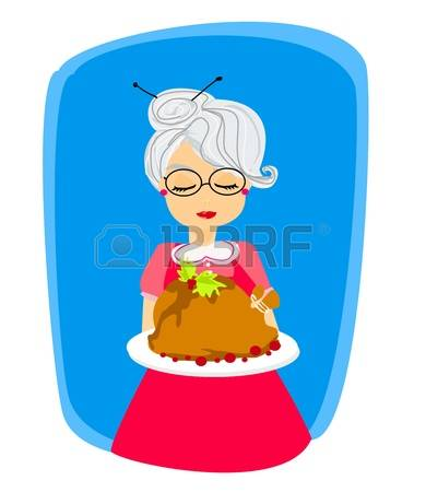 263 Old Lady Cooking Stock Vector Illustration And Royalty Free.