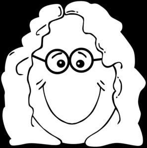 Free Grandma Clipart Black And White, Download Free Clip Art.