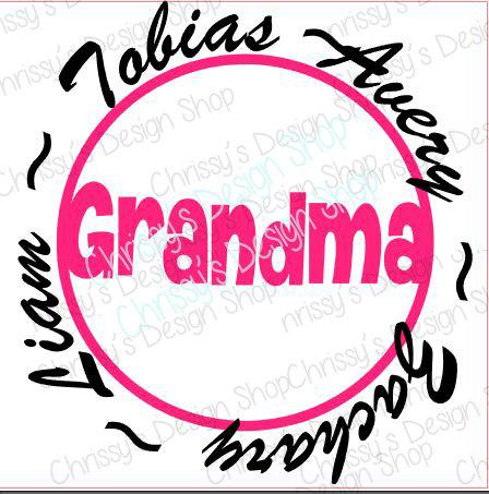 Grandma svg file / Grandmother svg / grandma gifts svg / grandma.