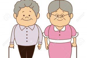 Grandmother clipart grand pa, Grandmother grand pa.