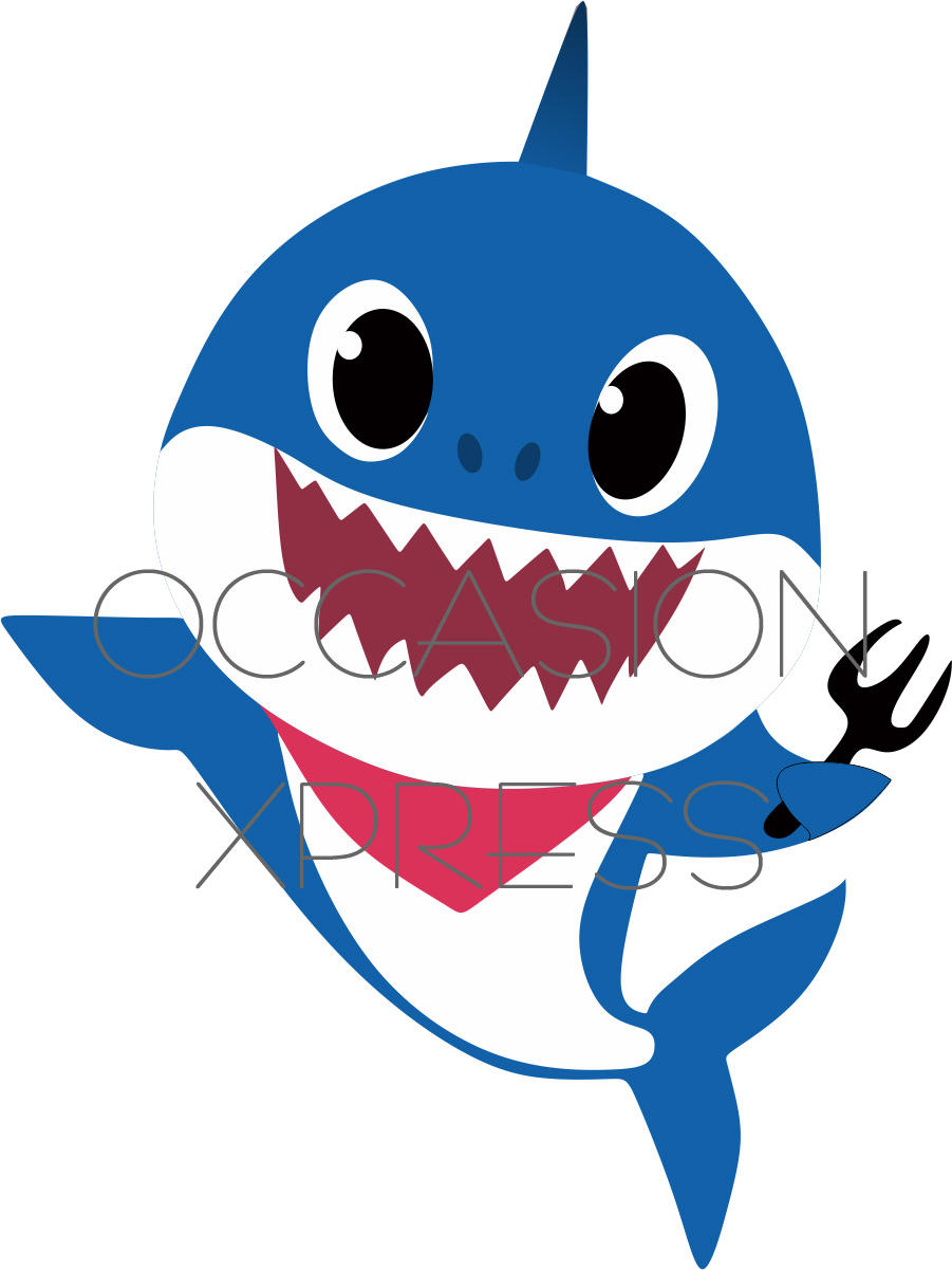 Baby Shark Clipart at GetDrawings.com.