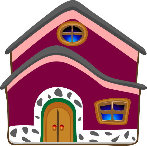 Image Freeuse Grandmas Cottage Clip Art At Clker.