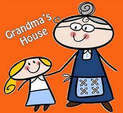 Free Grandma's House Clipart.