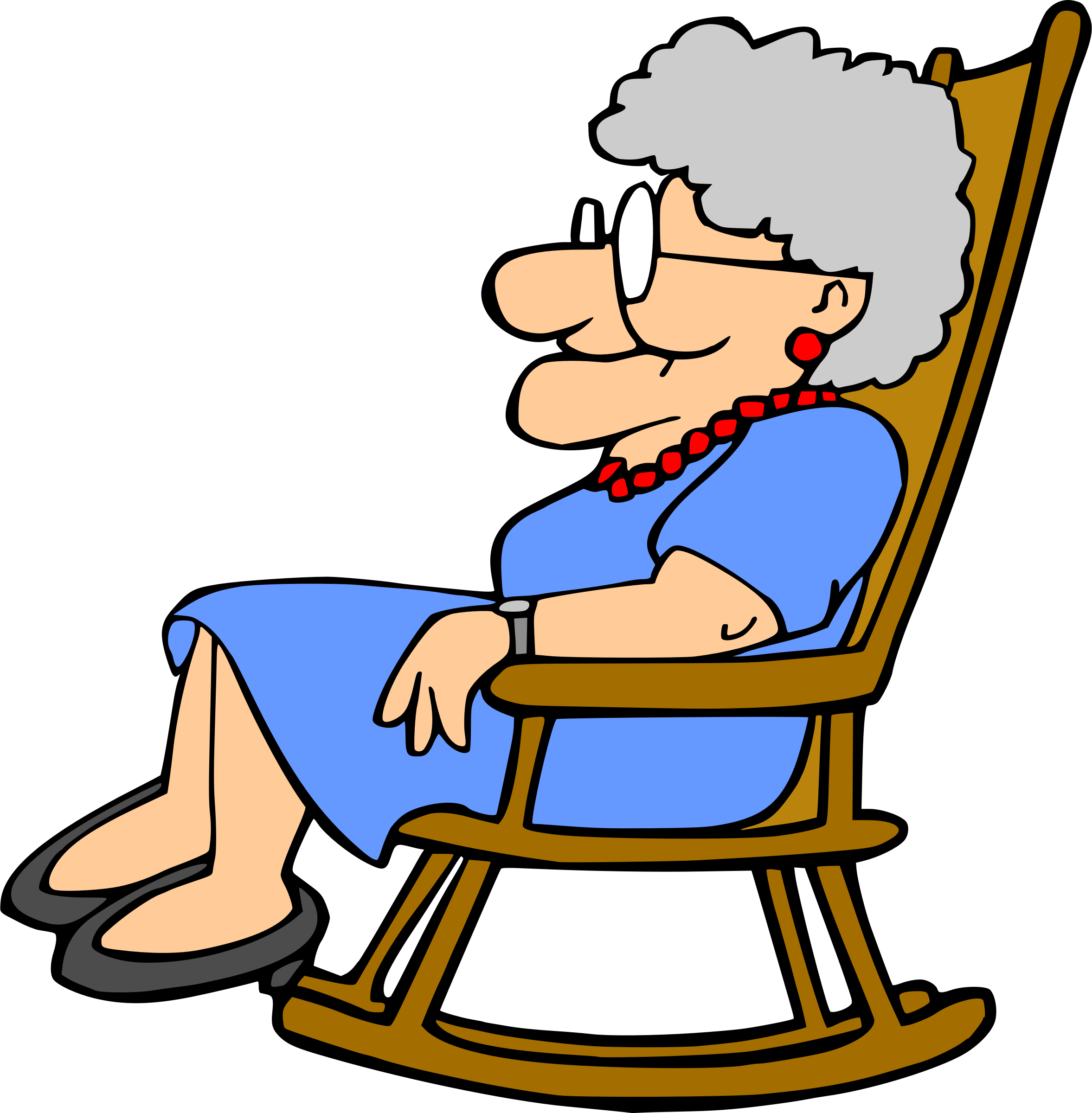 Grandmother Clipart Png.