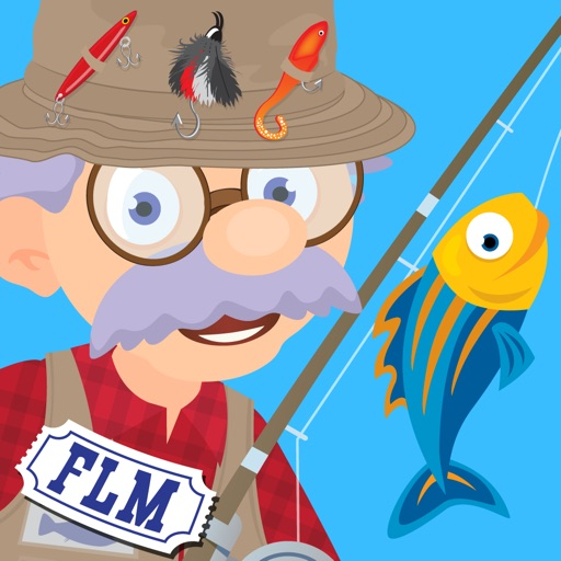 Fishing With Grandpa by Fairlady Media.
