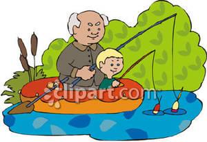 Grandpa clipart grandpa fishing, Grandpa grandpa fishing.