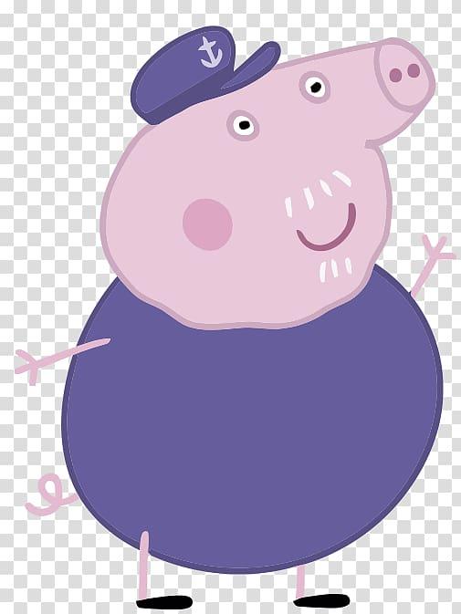 Peppa Pig , Grandpa Pig George Pig Daddy Pig Granny Pig, pig.