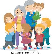 Grandparents Clipart and Stock Illustrations. 3,674 Grandparents.