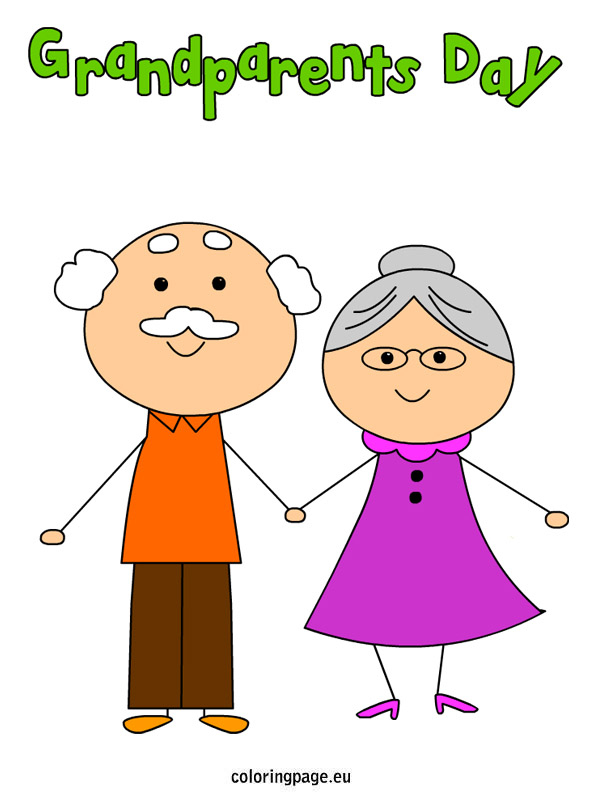 clipart grandparents day - Clipground