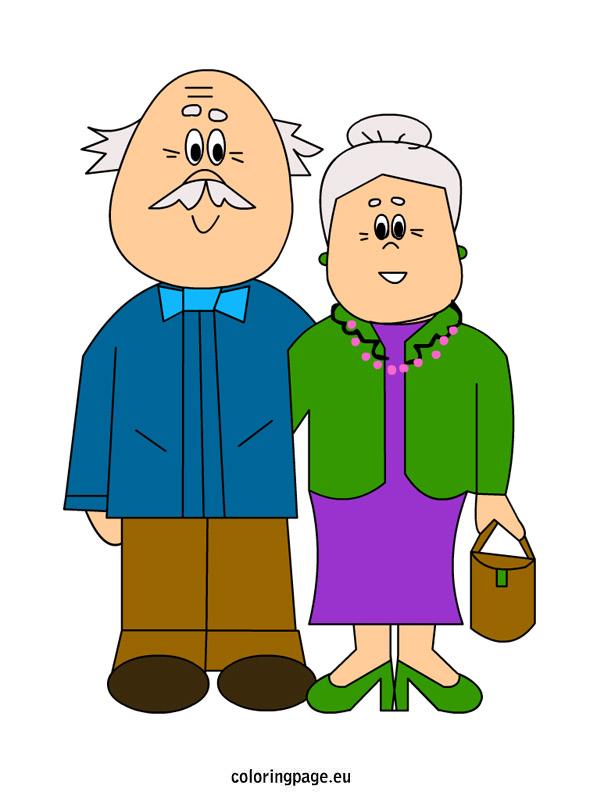 Grandparents Clipart & Grandparents Clip Art Images.