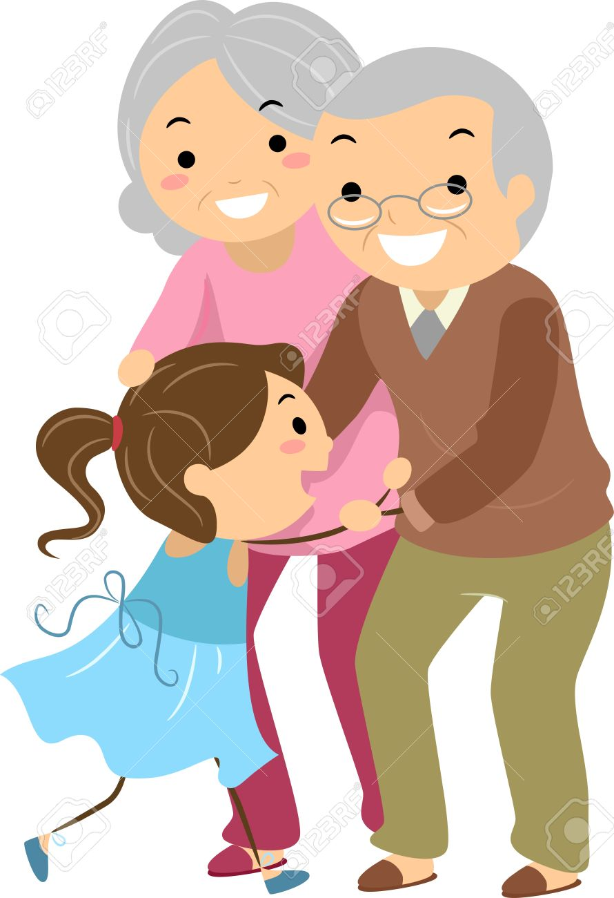 grandparents clipart pictures - Clipground