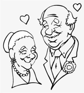 Free Grandparents Clip Art with No Background.