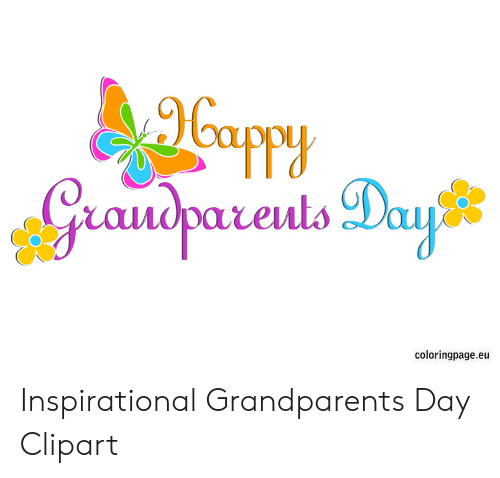 РРУ Coloringpageeu Inspirational Grandparents Day Clipart.