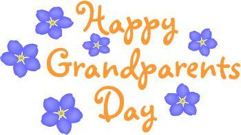 Grandparents Day Clip Art Free.