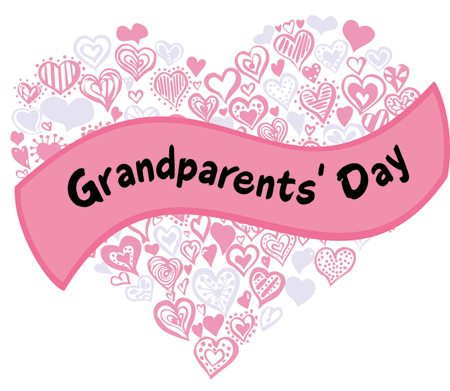 Grandparents Day Stickers Clipart Clipground