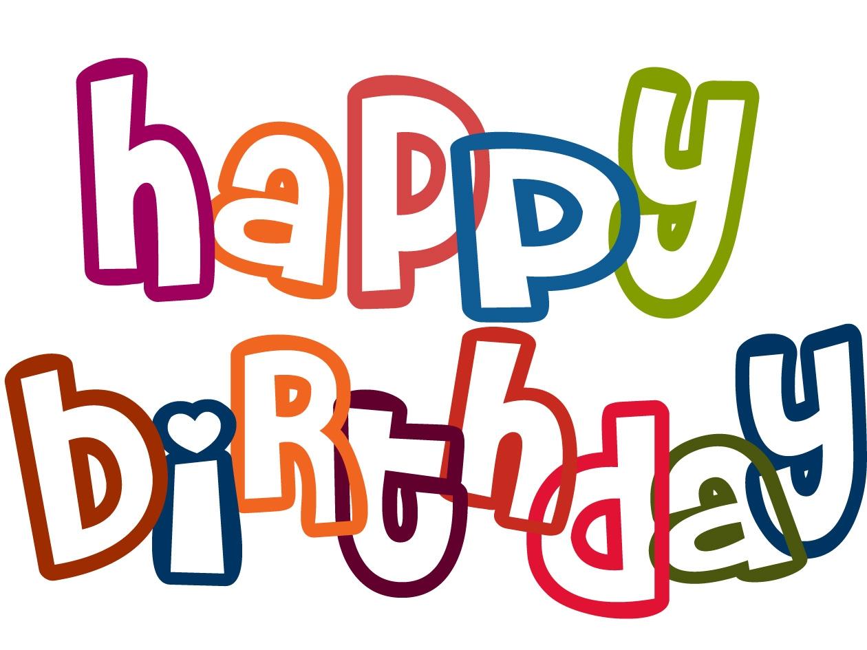 Happy Birthday Grandson Clipart.