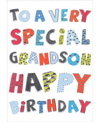 birthday wishes for grandchildren.