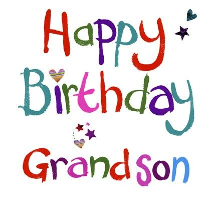 17 Best Grandson Birthday Quotes on Pinterest.