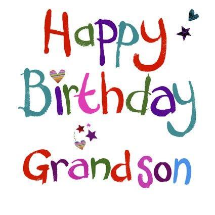 17 Best Grandson Birthday Quotes on Pinterest.