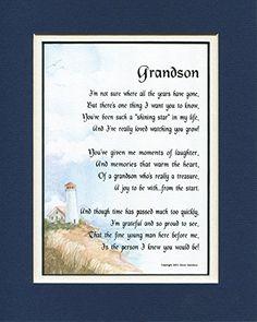 Love Poems For Grandson.