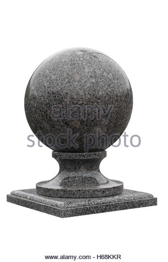 Granite Ball Cut Out Stock Images & Pictures.