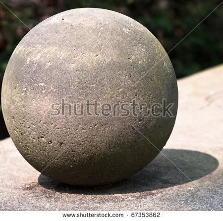 """stone Ball"" Stock Photos, Royalty."