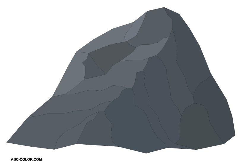 Granite Clipart.
