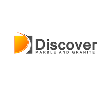 Discover Marble and Granite Logo Design.