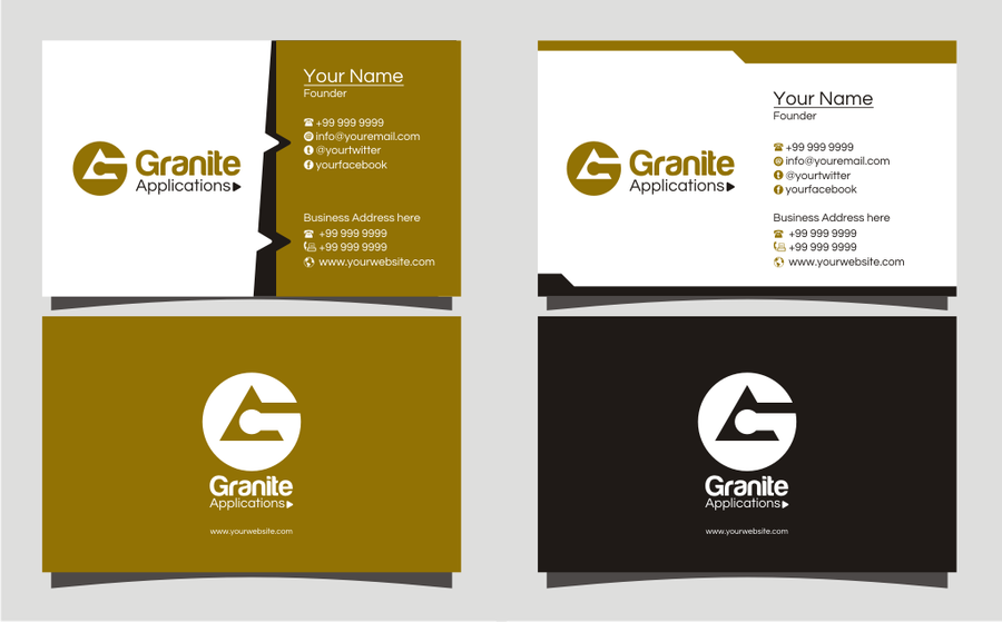 New logo wanted for Granite Applications.