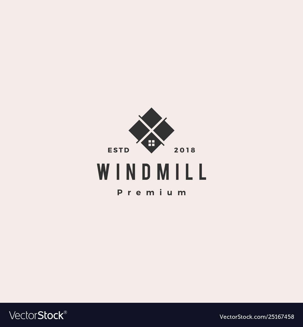 Windmill tile granite and marble countertop logo.