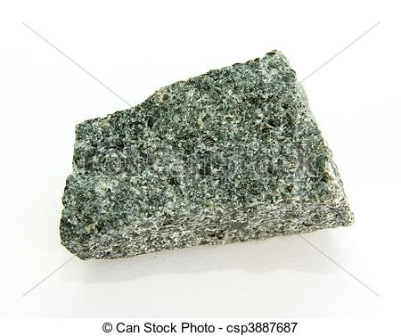 Picture of granite a coarse grainde plutonic igneous rock.
